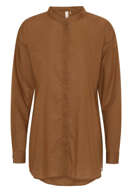 Skjorten – den oversize i kanel