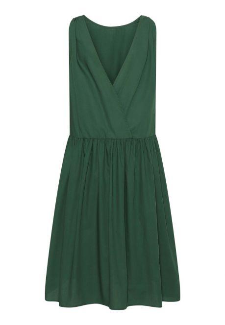 Kjolen – den vendbare i mørkegrøn