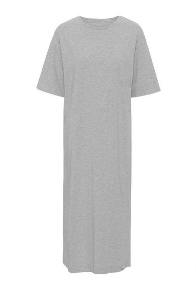 T-shirtkjolen – den i grå mélange