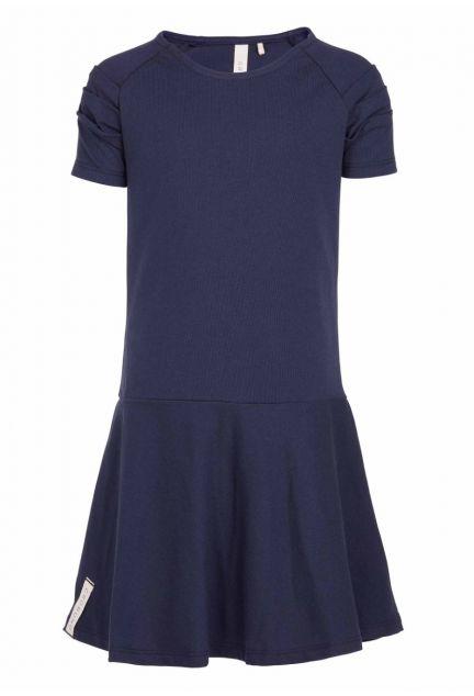 Kjolen mini – den med detaljen i blå