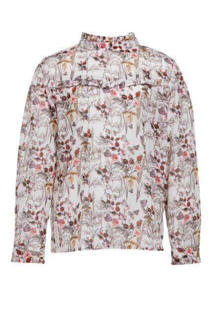 Skjorten mini – den med blomsterne