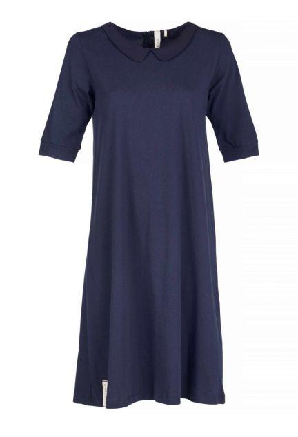 Kjolen - den med kraven i navy
