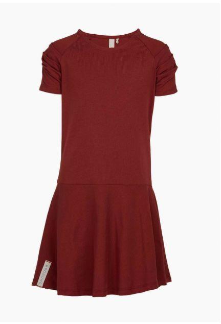 Kjolen mini – den med detaljen i henna