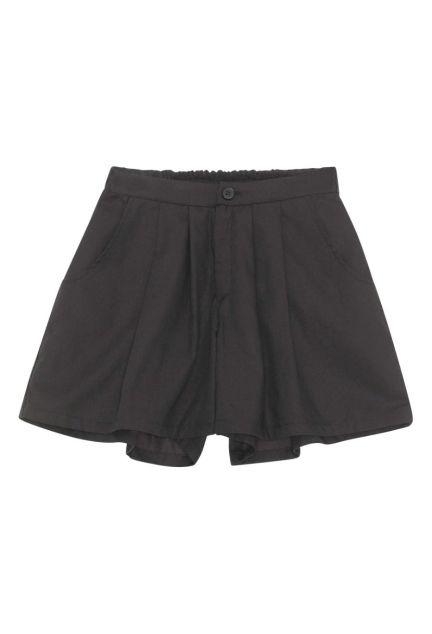 Buksenederdelen mini – den sorte
