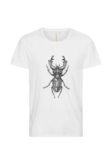 T-shirten herre – den med eghjort i hvid