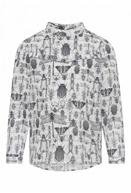 Skjorten mini – den med insekterne