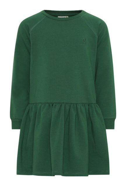 Sweatkjolen mini – den i grøn