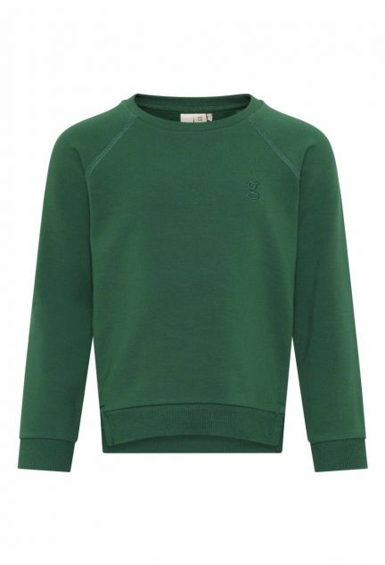 Sweatshirten mini – den i grøn