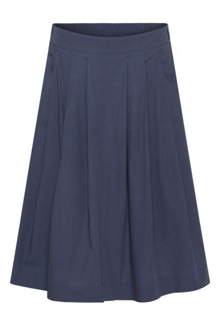 Nederdelen – i vintage blå