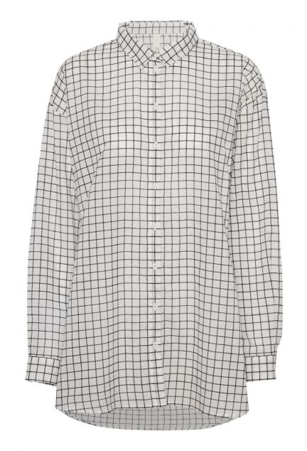 Skjorten – den oversize med tern
