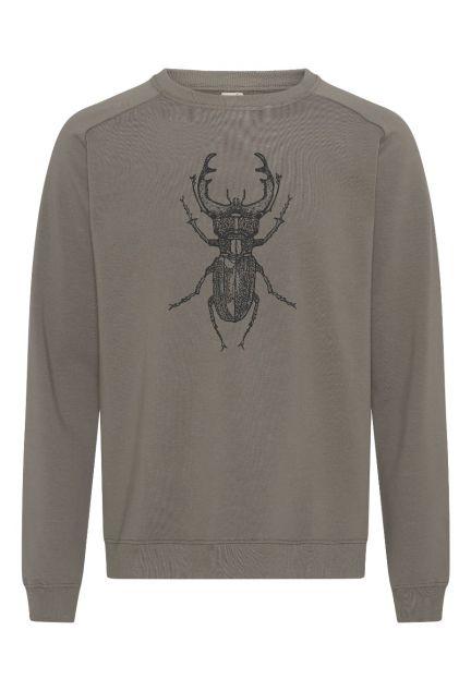 Sweatshirten herre – den i muskat med eghjort