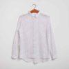 Den med prikkerne. Økologisk bomuldsskjorte fra GROBUND