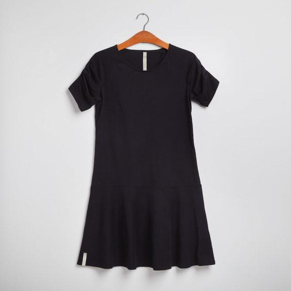 Kjolen - den med detaljen i sort