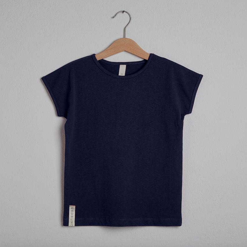 GROBUND mini - den i mørk blå