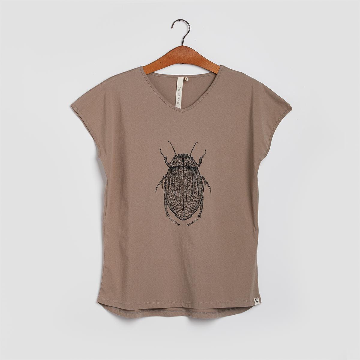 T-shirten den med vandkalven i moler fra GROBUND