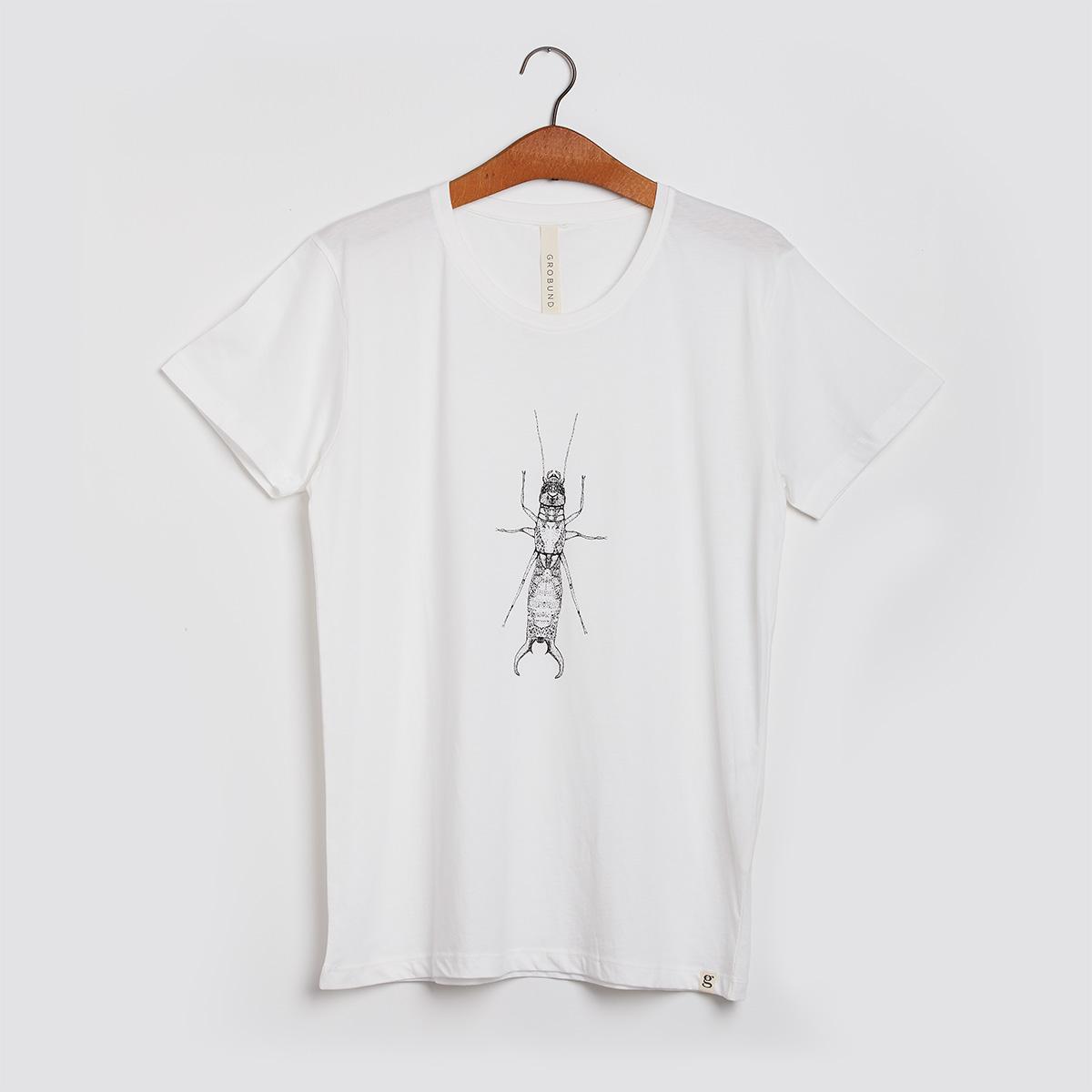 T-shirten herre - GROBUND